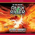 Scorpia Rising - The Final Mission: An Alex Rider Adventure Audiobook by Anthony Horowitz Narrated by Simon Prebble