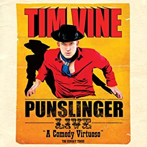 Tim Vine Performance