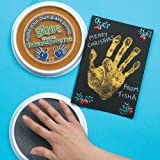 Gold & Silver Jumbo Paint Pads (Set of 2)