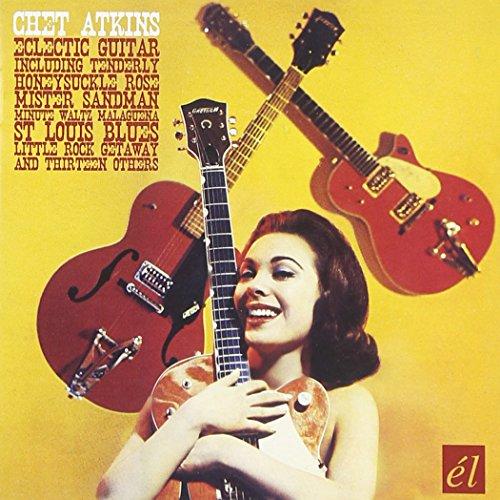 Chet Atkins - Eclectic Guitar - Zortam Music