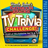 Workman Publishing Uncle John's TV Trivia Challenge! 2015 Calendar