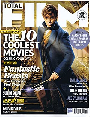 Total Film [UK] No. 244 2016 (単号)