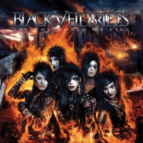 Black Veil Brides : Set the World on Fire