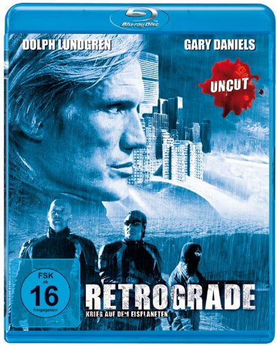 Retrograde (Uncut) [Blu-ray]
