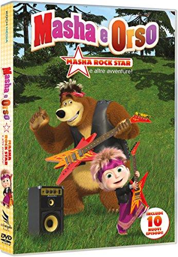 masha e orso - season 02 #01 - masha rockstar dvd Italian Import