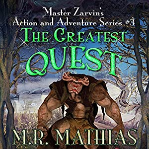 The Greatest Quest Audiobook