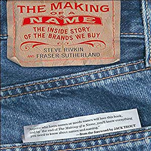 The Making of a Name Audiobook