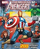 Marvel The Avengers Mix & Match (Mix and Match) (0794425887) by Marvel