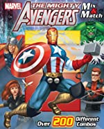 Marvel The Avengers Mix & Match (Marvel Heroes)
