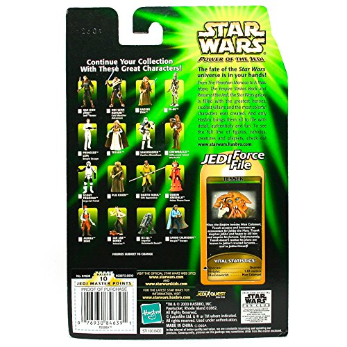 Star Wars Power of the Jedi Tessek Action Figure