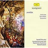 Janacek: Sinfonietta / Taras Bulba / Concertino