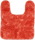 American Rug by Mohawk Classic Touch Contour Bath Rugs, 20 by 24-Inch, Coral