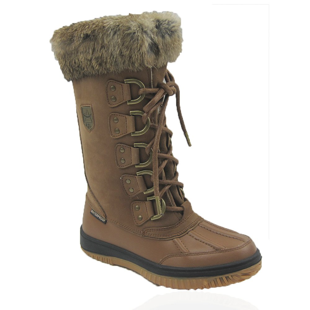comfy moda s winter snow fashion leather boots