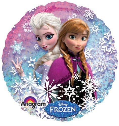 Disney's Frozen Standard Holographic Balloon