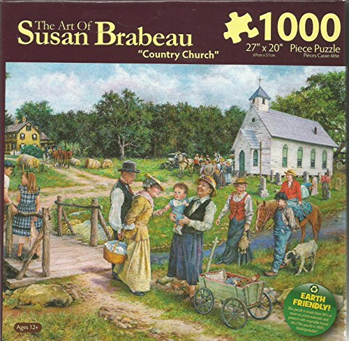 Barnstormers 1000 Piece Puzzle By Susan Brabeau