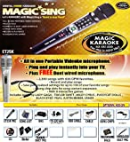 Magic Karaoke ET25K Magic Sing Plug and Sing 2,300 Mix Tagalog English Songs
