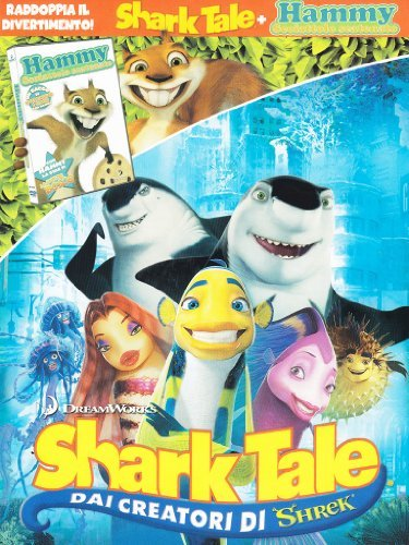 Hammy scoiattolo scatenato + Shark tale [2 DVDs] [IT Import] (Shark Tales 2 compare prices)