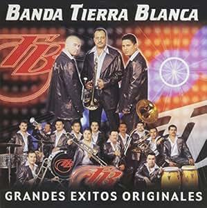 Banda tierra blanca grandes exitos originales amazon for Blanca romero grupo musical