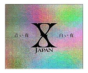 X-JAPAN 青い夜 白い夜 完全版 BOX (初回限定版) [DVD]