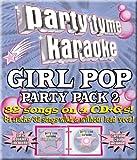 echange, troc Karaoke - Party Tyme Karaoke: Girl Pop Party Pack, Vol. 2