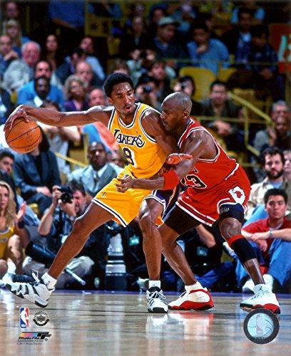 Michael Jordan & Kobe Bryant