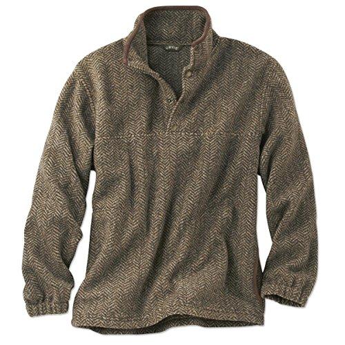 orvis-suede-trimmed-snap-fleece-herringbone-large