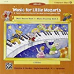 Music for Little Mozarts 2-CD Sets fo...