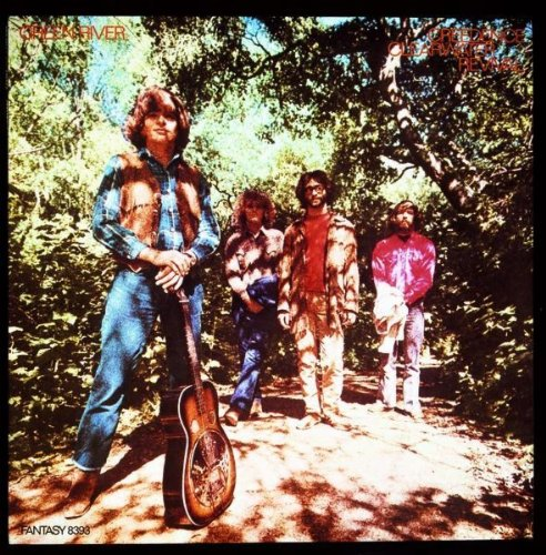 Creedence Clearwater Revival – Green River (40th Anniversary Japan SHM-CD) (2009} [FLAC]