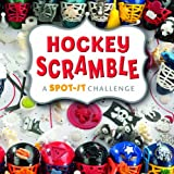 img - for Hockey Scramble: A Spot-It Challenge book / textbook / text book
