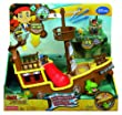 Fisher Price - X8483 - Figurine - Bucky - Le Bateau Musical de Jake