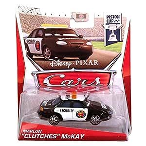 "Disney Pixar Cars 2 MARLON ""CLUTCHES"" McKAY - Voiture Miniature Echelle 1:55"