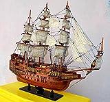 イギリス ソブリン・オブ・ザ・シーズ 帆船模型 完成品 [並行輸入品]