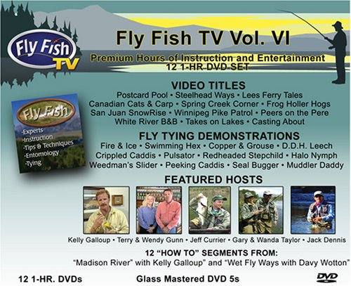 Fish tv episodes for Fishing tv shows