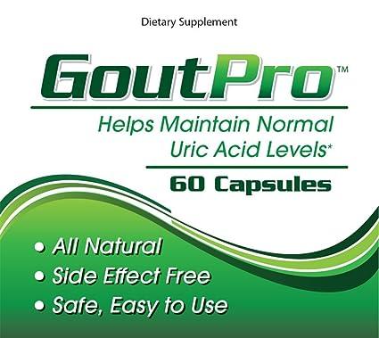 GoutPro缓解痛风疼痛配方*60粒  .97 - 第1张  | 淘她喜欢