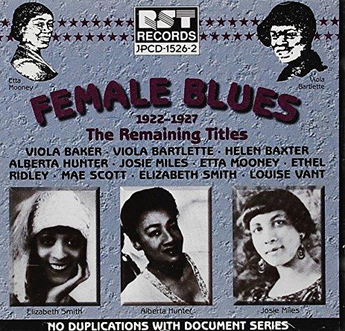 1927 - Female Blues 1922-1927 - Zortam Music