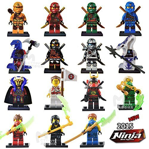15 pc (Morro Ninjago Costume)