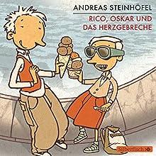 Rico, Oskar und das Herzgebreche Hörbuch von Andreas Steinhöfel Gesprochen von: Andreas Steinhöfel