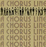 img - for A Chorus Line book / textbook / text book
