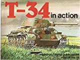 img - for T-34 in action - Armor No. 20 book / textbook / text book