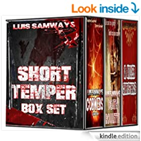Short Temper Box Set (action-packed short stories!)