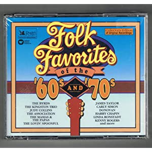 Folk Favorites Of The 60's & 70's