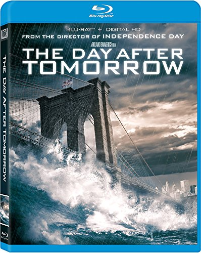 Day After Tomorrow, The Blu-ray