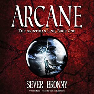 Arcane Audiobook