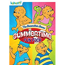 Berenstain Bears: Summertime Fun Pack - 3 DVDs