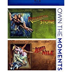 Romancing the Stone / Jewel of the Nile [Blu-ray]