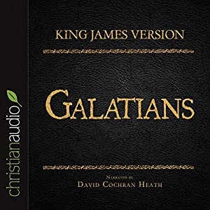 Holy Bible in Audio - King James Version: Galatians Audiobook