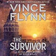 The Survivor (       UNABRIDGED) by Vince Flynn, Kyle Mills Narrated by George Guidall