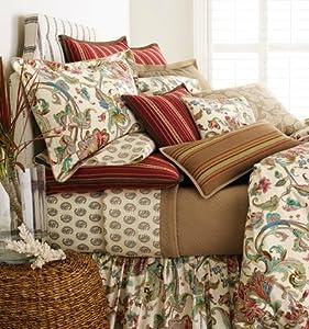 Ralph lauren bedding antigua paisley floral set of 2 pillowcases king