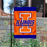 University of Illinois Garden Flag and Yard Banner at Amazon.com