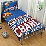 FC Barcelona 2016 Single Duvet Cover Bedding Set